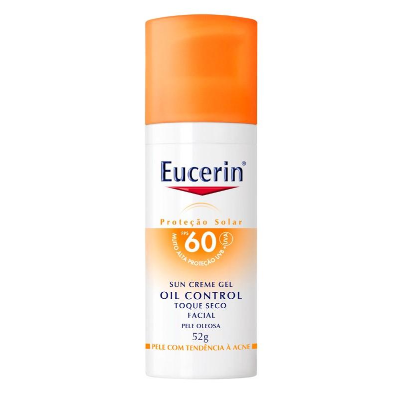 EUCERIN 52G OIL CONT FAC F60