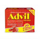 ADVIL 400MG C/20 EXTRA ALIVIO
