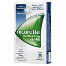NICORETTE 2MG C/30 ICE MINT