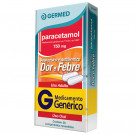 PARACETAMOL 750MG C/20 GERMED