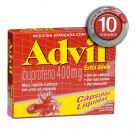 ADVIL 400MG C/8 EXTRA ALIVIO