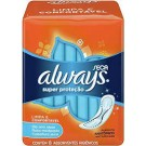 ABS ALWAYS S PROT C/8 S/A SECA