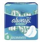 ABS ALWAYS U FINO C/8 C/ABAS