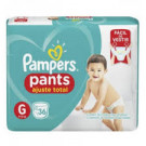 FR PAMPERS PANTS G C/36