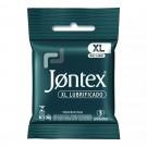 PRESER JONTEX C/3 XL LUBRIFICADO