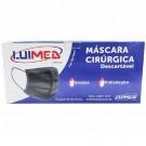 MASCARA DESC C/50 LUIMED PRETA
