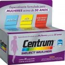 CENTRUM SELECT C/30 MULHER