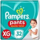 FR PAMPERS PANTS XG C/32
