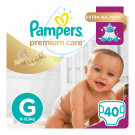FR PAMPERS PREMIUM CARE G C/40