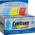 CENTRUM SELECT C/30 HOMEM
