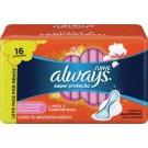 ABS ALWAYS S PROT C/16 C/A SV